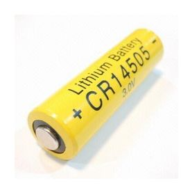 Chine Batterie 1800mAh, batteries au lithium de CR14505 3.0V Li-mno2 d'appareil-photo distributeur